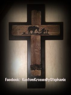 Praying Cowboy Wall Cross