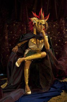 Pharaoh Atem from Yu-Gi-Oh!