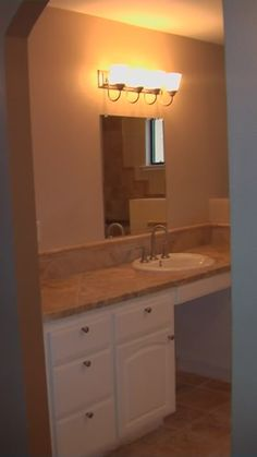 New handicapped Bathroom