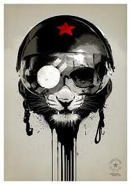 Tumblr tiger design