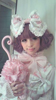 ♚♡ Sweet Lolita ♡♚ #lolitafashion #kawaii