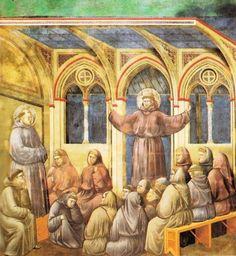 St. Francis van Assise