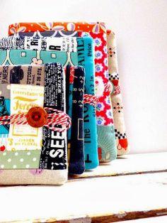 DIY Pinterest: notebooks www.wimketolsma.nl