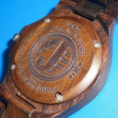 Share Your Cool Wooden Watch by JORD