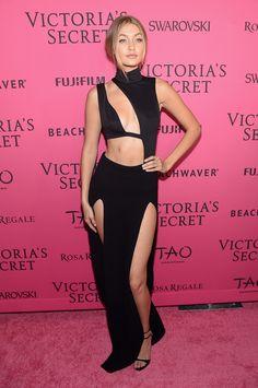 Gigi Hadid bei der Aftershow-Party der Victoria's Secret Fashion Show 2015