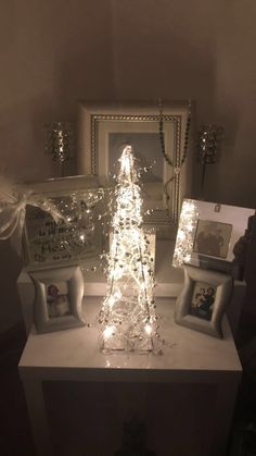New LED Christmas tree