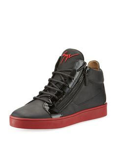 54075208eb409 72 Best Hunny images | Men's tennis shoes, Black leather sneakers ...
