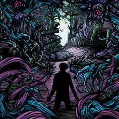 A day to Remember Illustration by Dan Mumford