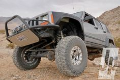 How To Build It - The 1984-2001 Jeep Cherokee