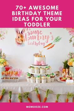 "So, a birthday is coming up, and you're asking yourself, ""What am I gonna do this year?"" Here are over 70 themed ideas for kids or toddler birthday parties - get inspired! #kidsparty #toddlerparty #partyplanning #kidsbirthday #birthdayparty Birthday Party Themes, Girl Birthday, Birthday Gifts, Summer Parties, Holiday Parties, Party Checklist, Anniversary Parties, Party Planning, Gifts For Kids"