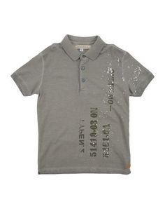 MAGILLA Boy's' Polo shirt Military green 8 years