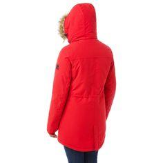 4981b552c7b Essential Womens Waterproof Jacket Rouge Red. TOG24