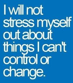Stress. Less.