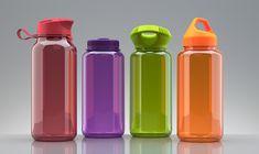 Diseño de botellines de agua MOLDBLADE #productdesign #industrialdesign LÚCID DESIGN AGENCY www.lucid.pro