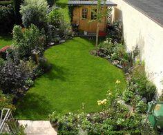 Minigärtchen Gartenvorstellungen   Sortiert   Seite 8   Gartengestaltung    Mein Schöner Garten Online Nachher