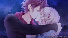 Cute Manga Girl, Manga Love, Cute Anime Boy, Anime Love, Manga Anime, Anime Kiss, Anime Art, Diabolik Lovers Ayato, Ayato Sakamaki