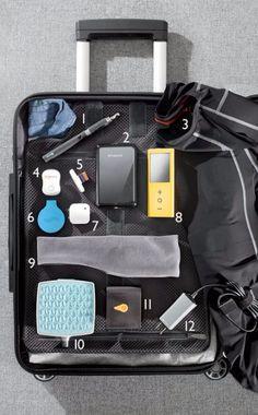 12 best smart gadgets for travelers camping tarp, yosemite camping, portabl Road Trip Packing, Packing Tips For Travel, Travel Essentials, Road Trips, Travel Necessities, New Gadgets, Travel Gadgets, Travel Hacks, Car Travel