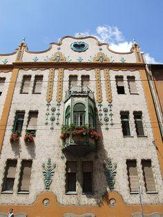 Art Nouveau - Szeged, Hungary