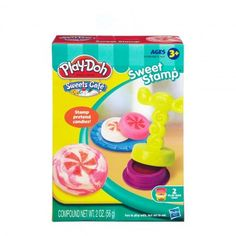 Play-Doh Sweet Shoppe - Snoepstempel