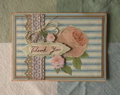 Country Fresh thank you card