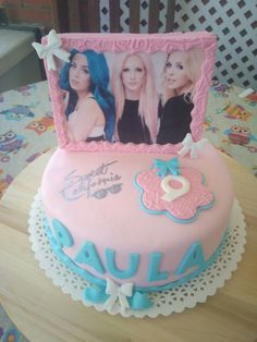 Sweet California Cake