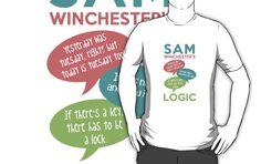 SAM WINCHESTER'S LOGIC by saltnburn