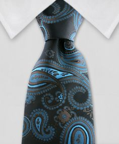 """Product number: PA-5753 Length: REG - 58"""" Width: 3.25"""" Material: 100% Silk Care: Dry Clean Only Label: GENTLEMAN JOE An outstandingly, classy necktie in two stylish colors! This tie looks especially s"""