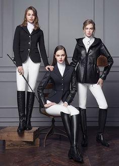 [Equestrian Fashion] Michael and Kenzie 1911, the contemporary equestrian design