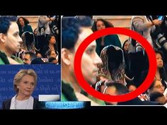 SCARY as HELL? Demonic Alien Grim Reaper At Hillary's Press Conference! UFO Video HD! 11/15/2016 - YouTube