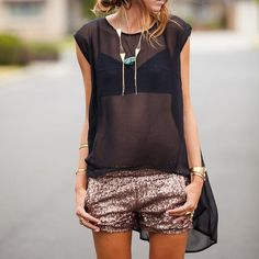Summer night out outfit perfection!!!!