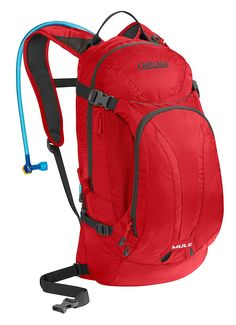 CamelBak M.U.L.E. Hydration Pack -- Review more details here : Best hiking backpack