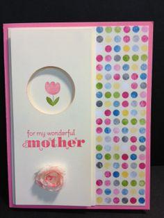 My Creative Corner!: Spring Sampler Mother's Day Card