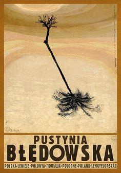 Zdjęcie numer 12 w galerii - Małopolska na plakatach znanego grafika. Jego pomysły zachwycają