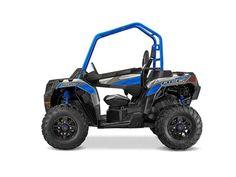 New 2016 Polaris ACE 570 SP Titanium Matte Metallic ATVs For Sale in North Carolina.