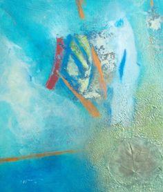 "Saatchi Online Artist: Nartana Holzweiler; Mixed Media, 2012, Painting ""thewayitis"""