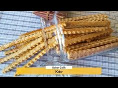 Kıtır-Atıştırmalık tarifler – The Most Practical and Easy Recipes Turkish Recipes, Food Presentation, Tart, Snacks, Desserts, Recipes, Tailgate Desserts, Appetizers, Deserts