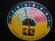 $40.55 Vintage PPG Metal Paint Thermometer Outdoor Temperature Car Truck Bodyshop #ppg