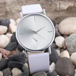 Simply Desgin 2017 Women's Watches PU Leather Strap Analog Quartz Wrist Watch For Women relogios feminino
