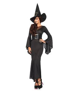 Wickedly Sexy Witch Womens Costume