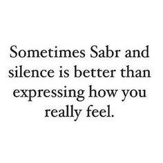 Patience (Sabr)