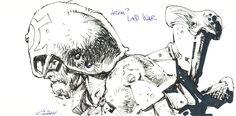 L&D sketching!