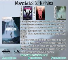 """Despierta al Amanecer"" (Shadow Falls #2) de C. C. Hunter"