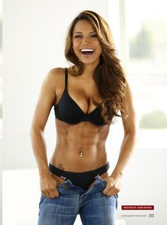 Want my belly to look like that!