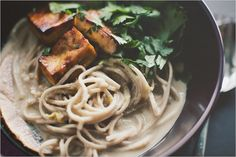 Thai Soba Noodle Bowl   SPROUTED KITCHEN