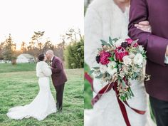 Birds of a Feather Photography Blog | Blush and Burgundy Maryland Wedding :: Rachael and Sam