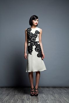 Lela Rose | Resort 2013 Collection | Vogue Runway