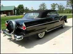 1955 Ford Convertible