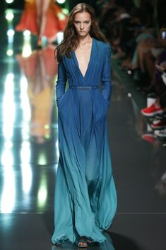 Elie Saab RTW Spring 2015 - Slideshow - Runway, Fashion Week, Fashion Shows, Reviews and Fashion Images - WWD.com