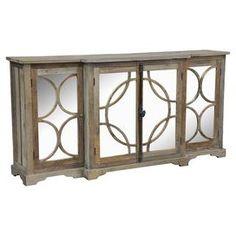 Janine Mirrored Sideboard