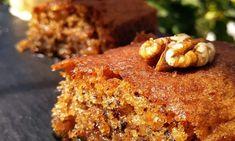 Εντυπωσιακή καρυδόπιτα με μπόλικη κρέμα πατισερί Apple Pie, Banana Bread, French Toast, Muffin, Cooking Recipes, Tasty, Breakfast, Desserts, Food